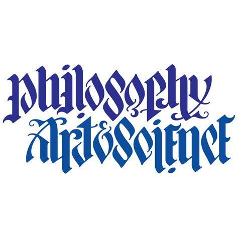 Philosophy And The Arts philosophy science langdon