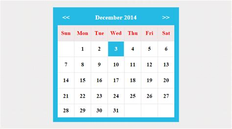codeigniter calendar class for creating dynamic calendar