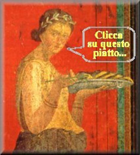 l alimentazione degli antichi romani i riti cibo nell antica roma