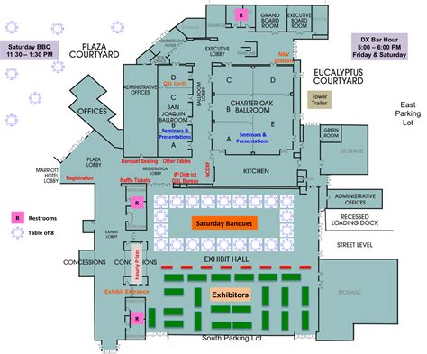 convention center floor plan cc floor plan