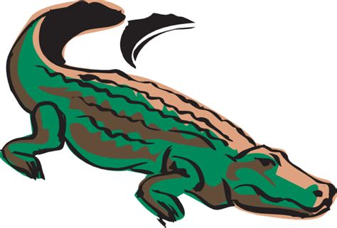crocodile clipart crocodile clip at clker vector clip