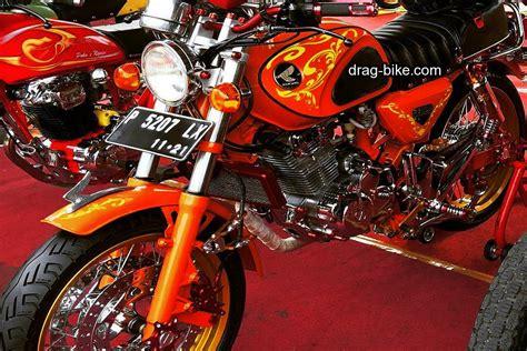 Alarm Motor Yang Paling Bagus 51 foto gambar modifikasi motor cb 100 terbaik kontes drag