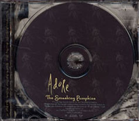 Smashing Pumpkins Sue Records by Smashing Pumpkins The Adore Album Cd Records