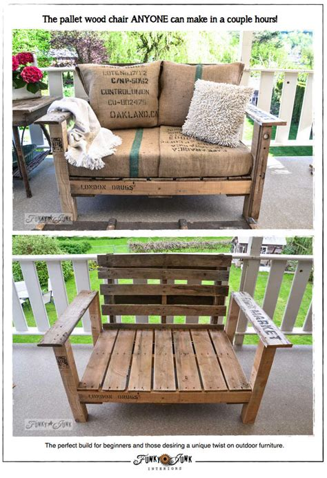 How To Build Pallet Furniture by 20 Diy Pallet Patio Furniture Tutorials For A Chic And