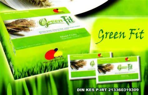 avail green fit herbal tepat untuk pencernaan anda