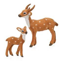 fake faux fur baby deer set 4 a few of my favourite