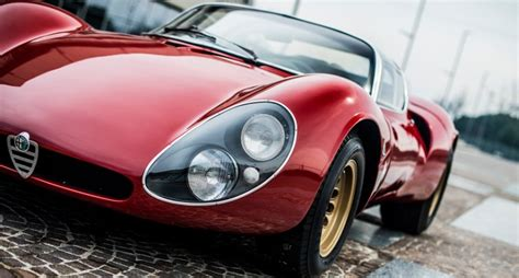 Alfa Romeo 33 Stradale For Sale by Is The Alfa Romeo Tipo 33 Stradale The Sexiest Car Of All