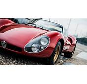 Is The Alfa Romeo Tipo 33 Stradale Sexiest Car Of All