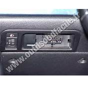 OBD2 Connector Location In Peugeot 406 1999  2004