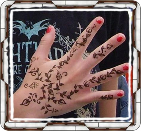 henna tattoo hand männer hair fusion hurg henna