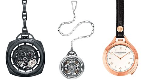6 pocket watches that ll make a disciple out of you gq