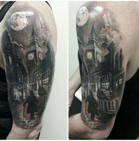jack the ripper tattoo amazing i like the the ripper