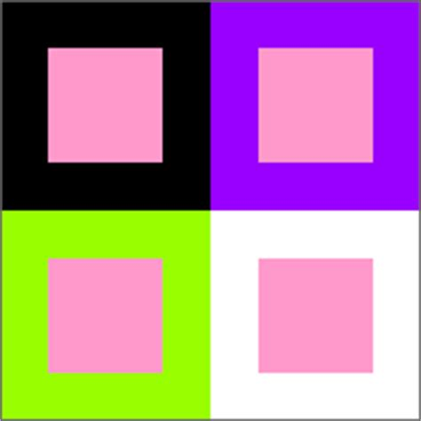 Contrasting Color To Pink | color theory for digital displays a quick reference part