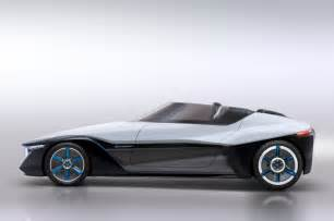 Ev Future Electric Vehicles Nissan Bladeglider Concept Electric Delta Wing Racer For