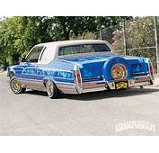 Cadillac 1987  Lowriders