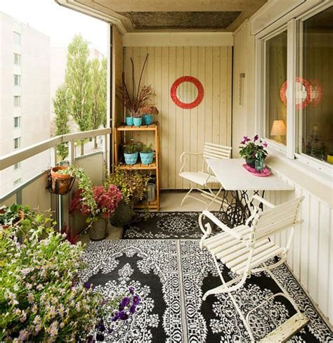 How To Decorate Small Balcony small balcony decorating ideas for modern homes
