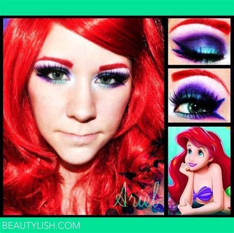 K Palette Disney Princess Lasting 2way Eyebrow Liquid 1 ariel from the mermaid eclipse g s photo beautylish