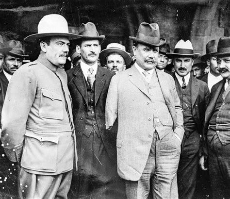 alvaro obregon y plutarco elias calles sombreros de vestir para todos los gustos relatos e