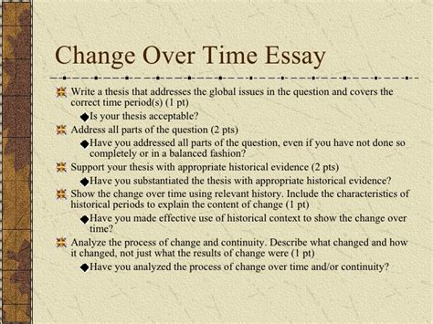 Change Time Essay Exle by Change Time Essay Silk Road Continuity Change Time Essay Dominating Throughout Almost
