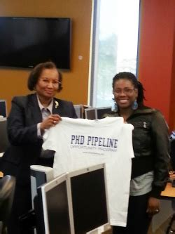 Fiu Mba Gmat by Fiu Welcomes Phd Pipeline Founder Offers Session Focused