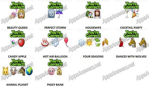 imagenes de guess the emoji level 1 guess the emoji level 15 answers apps answers net