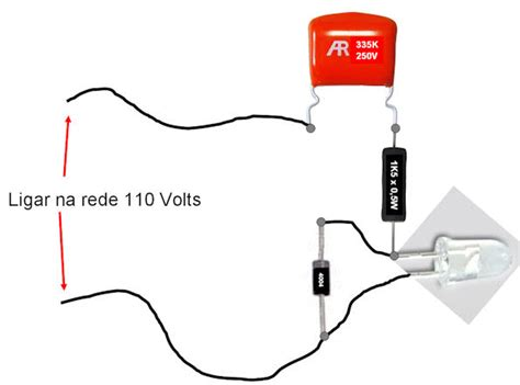 capacitor acender led capacitor acender led 28 images eletr 244 nica did 225 tica jeferson bruno eletr 243