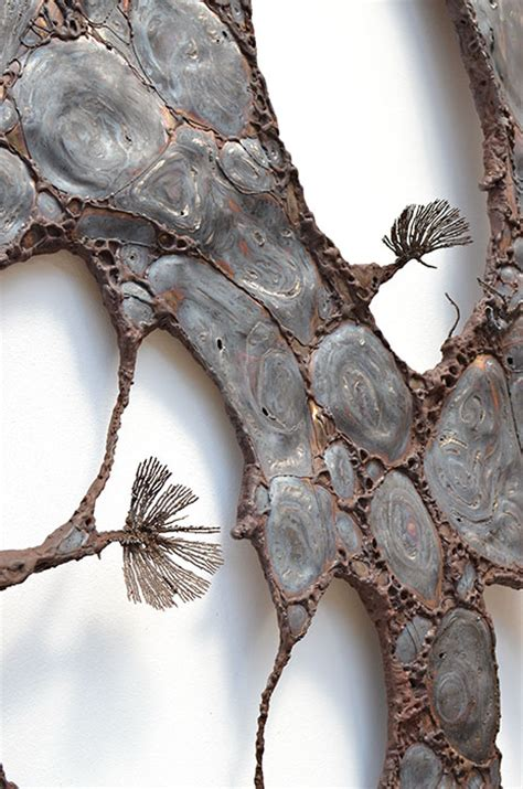 sculpture wall decor abstract metal wall sculpture gahr