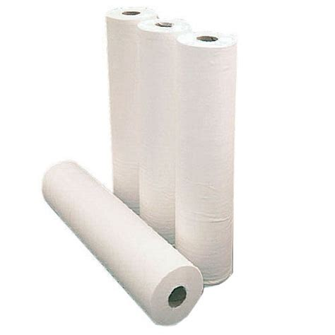 massage couch roll white couch roll 20 quot w x 40m l the physio shop