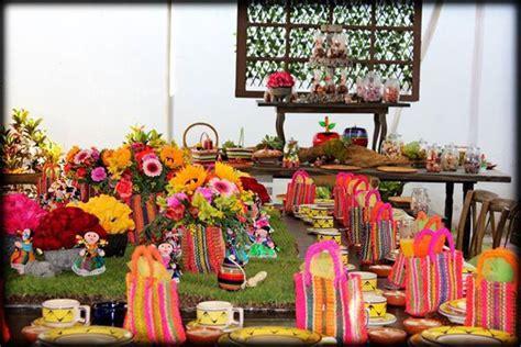 mesa de dulces mexicana ideaskreativasparatuevento garden mesas dulces m 225 laga mesa