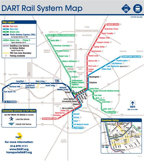 dart map dallas transport page 4 skyscrapercity