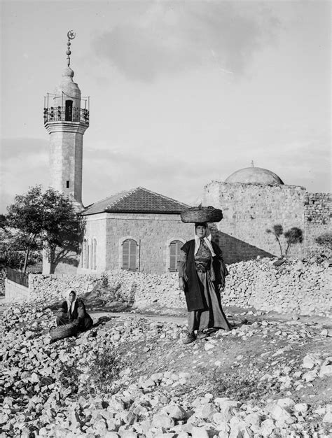 Ottoman Empire Israel Timeless Images Of Jerusalem At The End Of Ottoman Rule