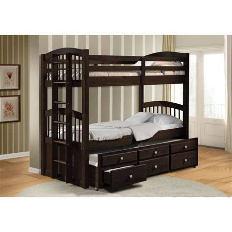 Next Bunk Beds Bunk Bed With Trundle Image Thenextgen Furnitures Bunk Bed With Trundle Ideas