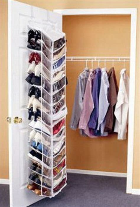 Shoe Rack Organizer Closet Door For Bedroom Bedroom Pinterest 51 Bedroom Storage And Organization Ideas Ways To Declutter Your Room Removeandreplace