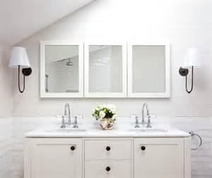 white vanity cottage bathroom arent pyke
