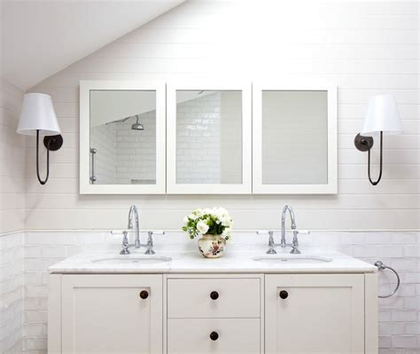 off white bathroom vanity off white vanity cottage bathroom arent pyke