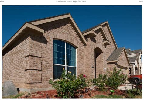 acme brick comanche brown brick color house