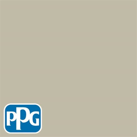 ppg timeless 1 gal hdppgwn62 pacific khaki flat exterior one coat paint with primer hdppgwn62x
