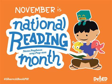 themes for english week celebration 2015 buwan ng pagbasa national reading month 2015 official