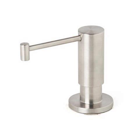 modern kitchen soap dispenser waterstone contemporary kitchen soap dispenser 4065