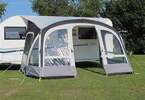 caravan porch awning reviews ka fiesta air pro 350 inflatable caravan porch awning