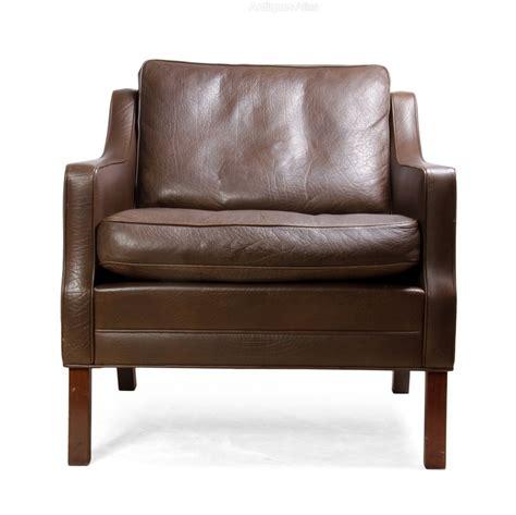 danish leather armchair antiques atlas danish leather armchair c 1960