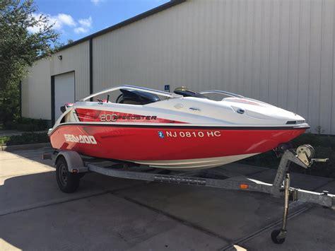 sea doo boats speedster 2008 sea doo speedster 200 power boat for sale www