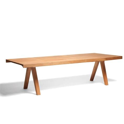 Gestell Holz by Vieques Dining Table Teak 160x101cm Kettal