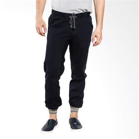 Celana Navy jual russ kasagi jogger navy 15111504932 navy celana pria harga kualitas terjamin