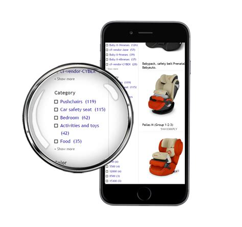 Smart Pages Lookup Smart Navigation Instantsearch Instantsearch