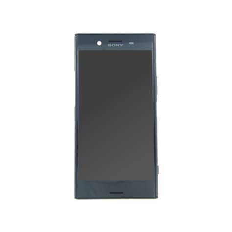 Topi Official 1 Premium complete screen black official xperia xz premium sosav ltd