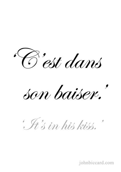 tattoo kiss lyrics translation 25 best quotes in french on pinterest french word for