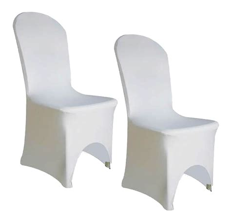 spandex chair covers white spandex chair covers event essentials