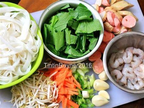 Minyak Wijen Kum Kee resep kwetiauw goreng enak ala rumahku oleh tintin rayner