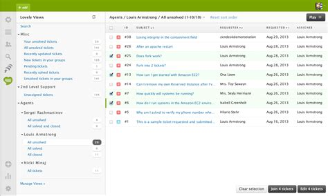 Zendesk Help Desk by 15 Best Free Support Ticket Systems
